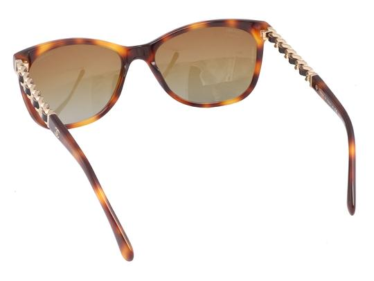 Chanel Tortoise Sunglasses Image 2