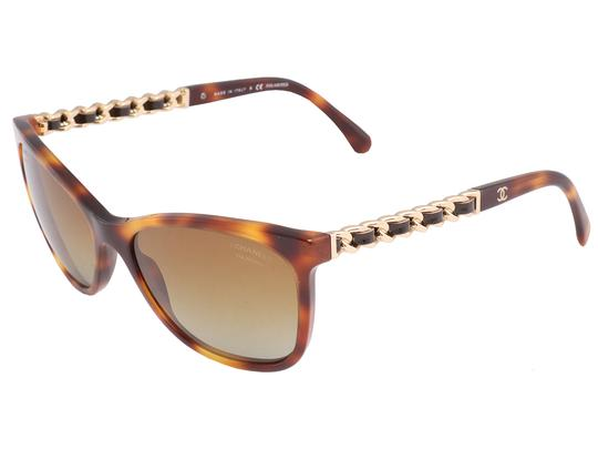 Chanel Tortoise Sunglasses Image 3