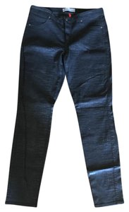 CJ by Cookie Johnson Straight Leg Jeans-Coated