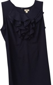 Cato short dress Navy blue on Tradesy