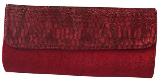 Preload https://item2.tradesy.com/images/red-leather-clutch-22000531-0-1.jpg?width=440&height=440