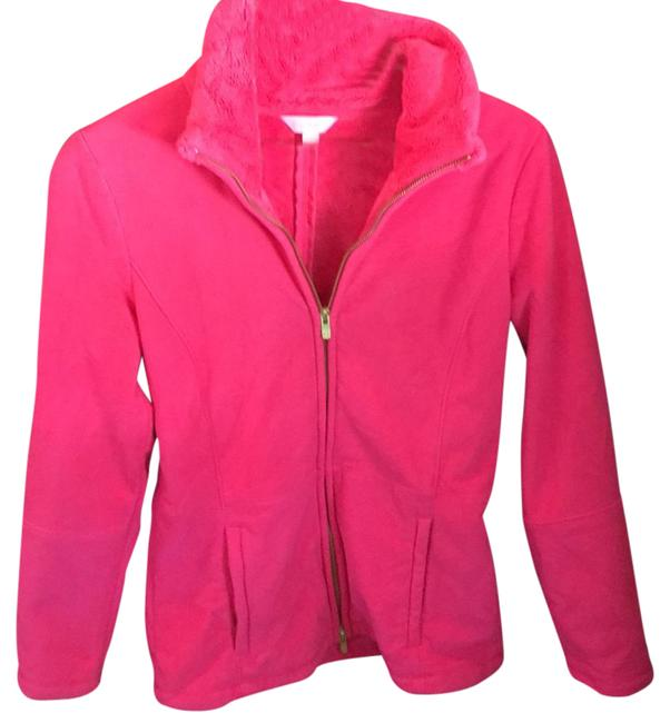 Preload https://item4.tradesy.com/images/lilly-pulitzer-pink-spring-jacket-size-4-s-22000533-0-1.jpg?width=400&height=650
