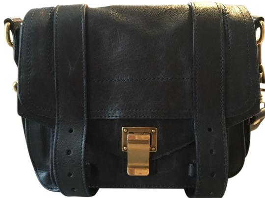 Preload https://item1.tradesy.com/images/proenza-schouler-ps-pouch-navy-blue-leather-cross-body-bag-2200065-0-0.jpg?width=440&height=440