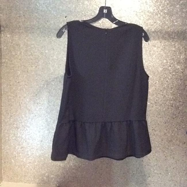 Ganni Top Black