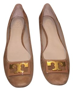Tory Burch Royal Suede Pumps