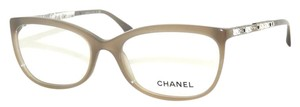 Chanel CHANEL 3305B 3305 OPAL LIGHT BROWN WITH STONES