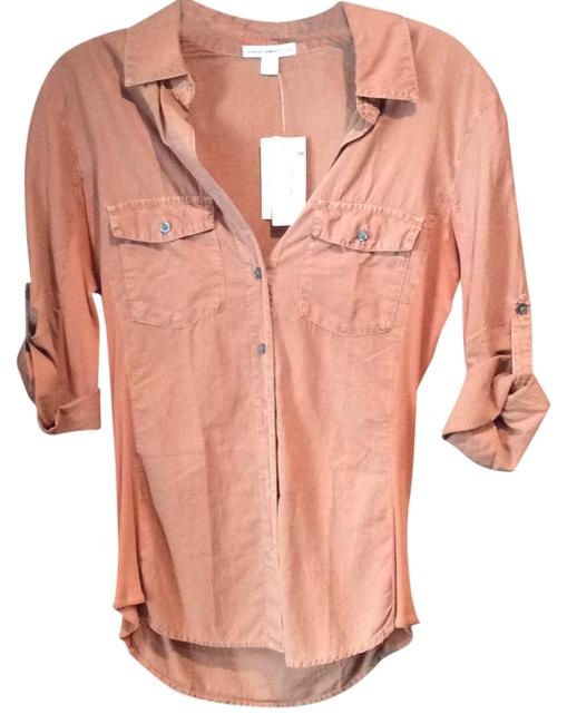 Preload https://item2.tradesy.com/images/james-perse-orange-standard-button-down-top-size-4-s-22000816-0-1.jpg?width=400&height=650