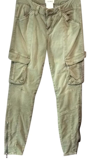 Preload https://item5.tradesy.com/images/l-agence-army-green-cargo-pants-size-0-xs-25-22000904-0-1.jpg?width=400&height=650