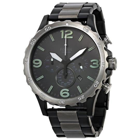 Preload https://item5.tradesy.com/images/fossil-black-silver-jr1527-men-nate-and-smoke-5omm-watch-22000909-0-0.jpg?width=440&height=440