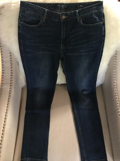 Max Jeans Size 6 Denim Skinny Jeans-Medium Wash