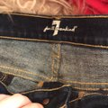 7 For All Mankind Mini/Short Shorts Image 2