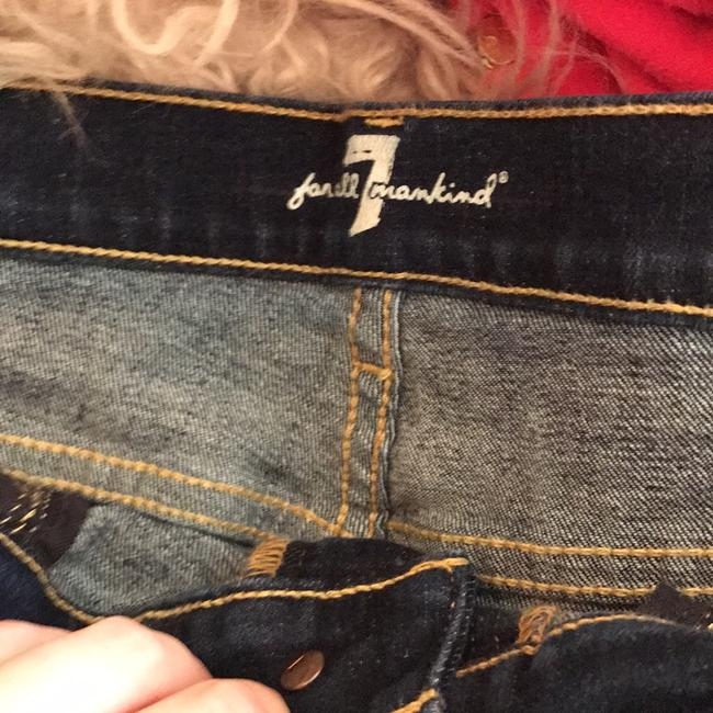 7 For All Mankind Mini/Short Shorts