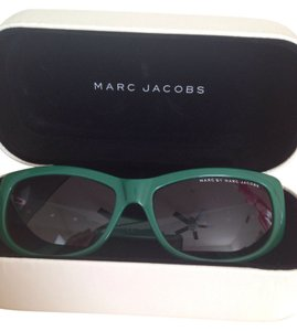 Marc by Marc Jacobs Marc by Marc Jacobs Green Studded Sunglasses