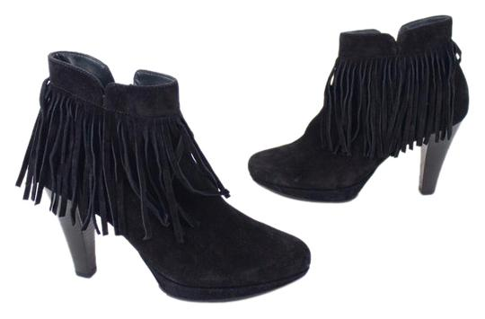 Preload https://item4.tradesy.com/images/paul-green-black-whoppee-suede-fringe-tassels-ankle-bootsbooties-size-us-8-regular-m-b-22001173-0-1.jpg?width=440&height=440
