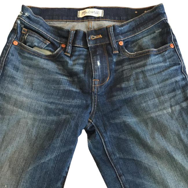 Item - Distressed Relaxed Fit Jeans Size 26 (2, XS)