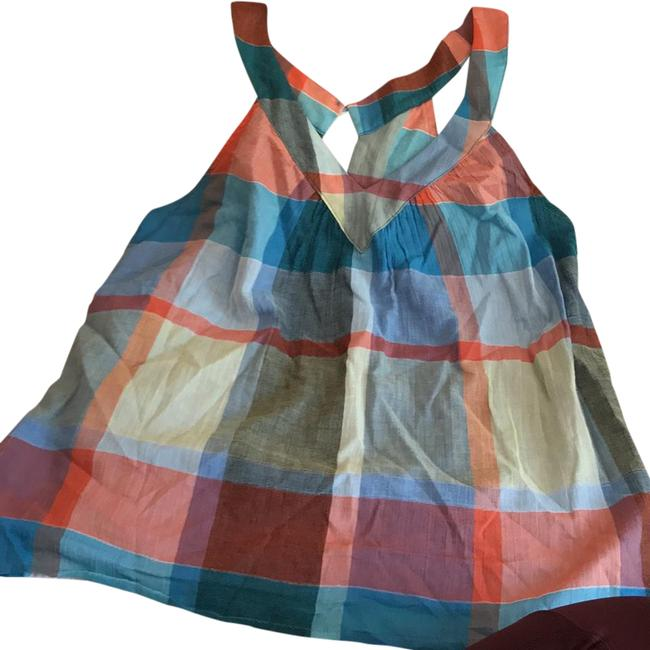 Preload https://item4.tradesy.com/images/anthropologie-multicolor-tank-topcami-size-4-s-22001278-0-1.jpg?width=400&height=650