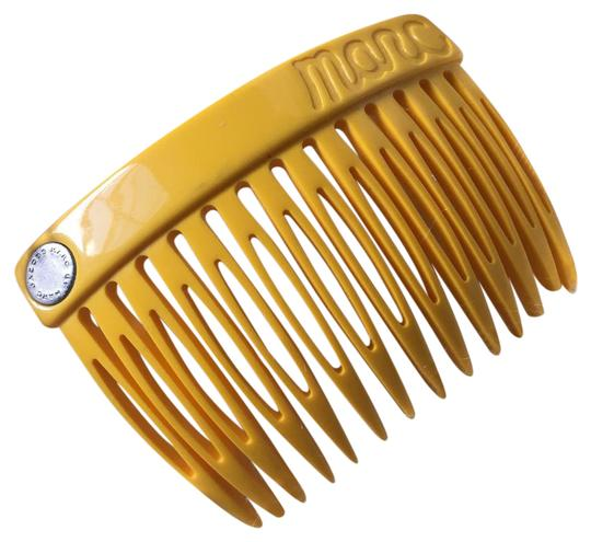 Preload https://img-static.tradesy.com/item/22001329/marc-by-marc-jacobs-yellow-comb-barrette-hair-accessory-0-1-540-540.jpg