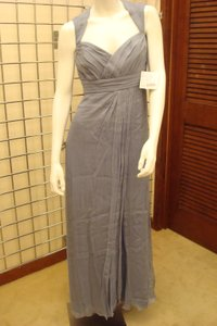 Amsale Slate Amsale Bridesmaid Dress Style G764c Dress