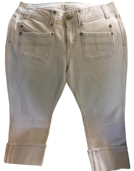 Preload https://item3.tradesy.com/images/jordache-white-light-wash-summer-crop-capricropped-jeans-size-29-6-m-22001467-0-1.jpg?width=400&height=650
