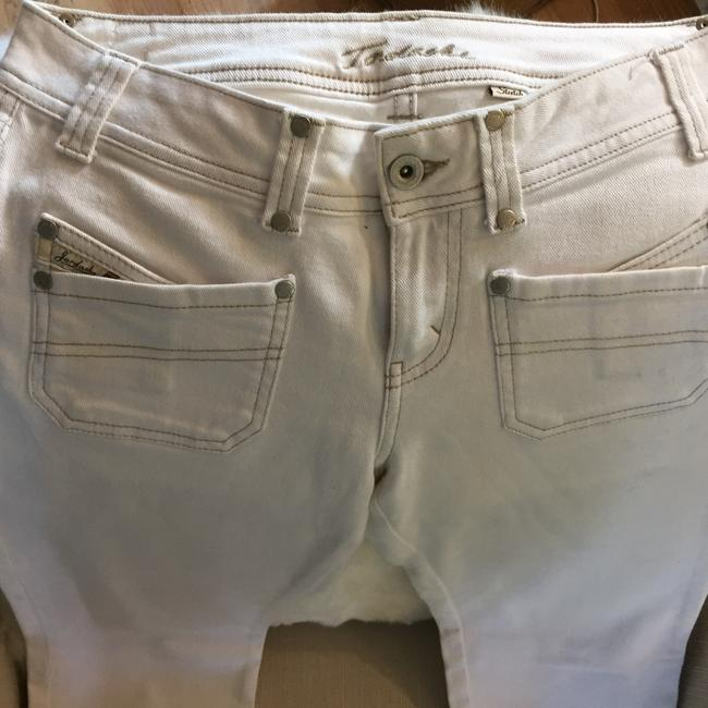 Jordache Crop Size 6 Capri/Cropped Denim-Light Wash