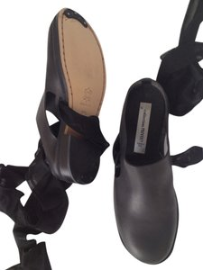 Robiz - collection Prive Black Mules
