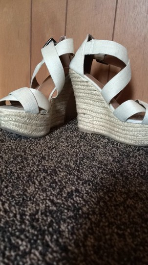 Other Beige Wedges