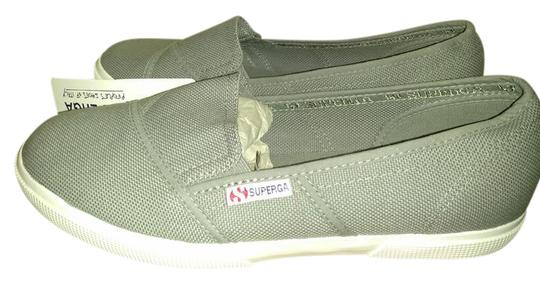 Preload https://item1.tradesy.com/images/superga-grey-white-in-box-light-canvas-sneakers-sneakers-size-eu-415-approx-us-115-regular-m-b-22001630-0-1.jpg?width=440&height=440
