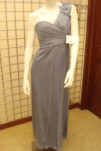 Amsale Slate Amsale Bridesmaid Dress Style G787c Dress