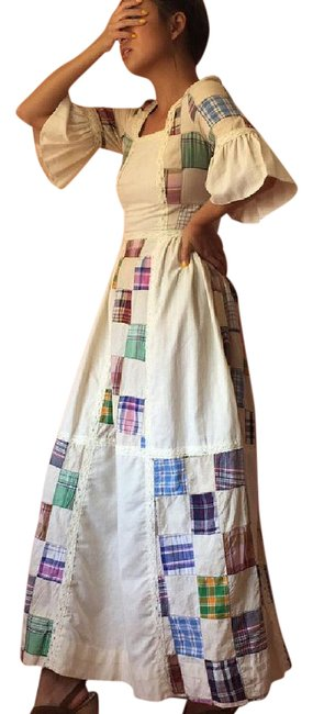 Preload https://item2.tradesy.com/images/patchwork-long-casual-maxi-dress-size-0-xs-22001726-0-1.jpg?width=400&height=650