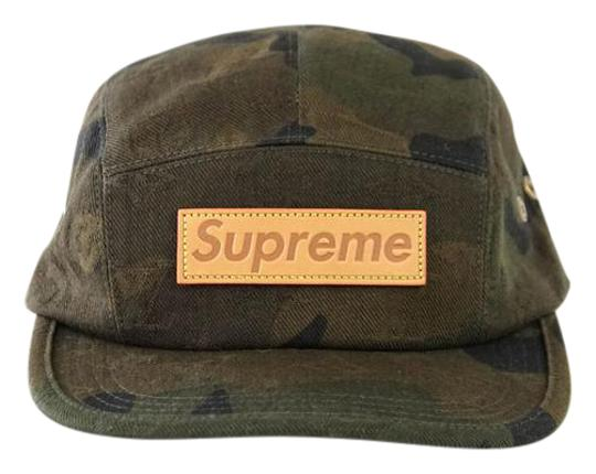 Preload https://item3.tradesy.com/images/louis-vuitton-x-supreme-camouflage-limited-edition-5-panels-cap-hat-22001907-0-1.jpg?width=440&height=440