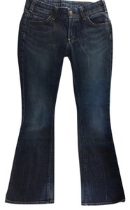 Citizens of Humanity 27 Thumbprint #075 Boot Cut Jeans-Medium Wash