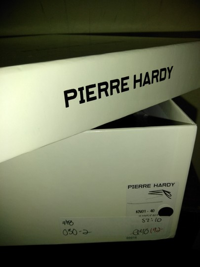 Pierre Hardy Dark denim white sole Athletic