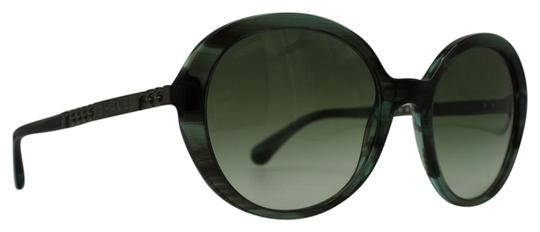 Preload https://item1.tradesy.com/images/chanel-transparent-greenbrown-round-greenbrown-5353-c1562s3-sunglasses-22002020-0-1.jpg?width=440&height=440