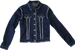 Buffalo David Bitton Denim Womens Jean Jacket
