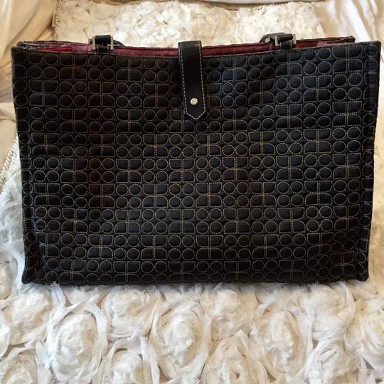 Kate Spade Tote & Pouch Tote in Black