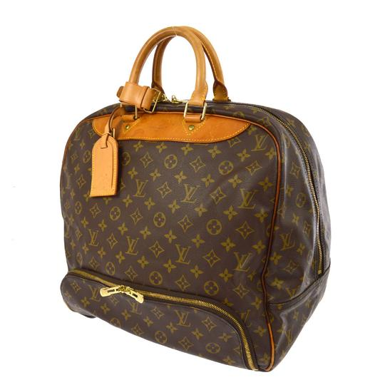Preload https://item5.tradesy.com/images/louis-vuitton-evasion-monogram-mm-brown-canvas-weekendtravel-bag-22003004-0-0.jpg?width=440&height=440