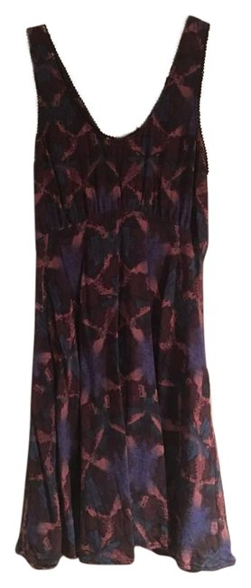 Preload https://item3.tradesy.com/images/free-people-pink-blue-and-black-multi-color-short-night-out-dress-size-4-s-22003047-0-1.jpg?width=400&height=650