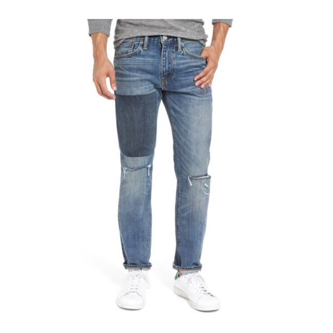 Preload https://item5.tradesy.com/images/levi-s-511-slim-fit-the-meadow-skinny-jeans-size-30-6-m-22003059-0-0.jpg?width=400&height=650