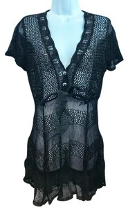 Miracle City short dress Black on Tradesy