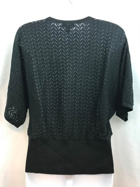 a.n.a. a new approach Knit Top Black