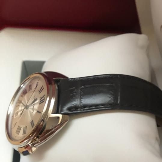 Cartier CLE DE CARTIER WATCH 40 mm,steel REF : WSCL0018