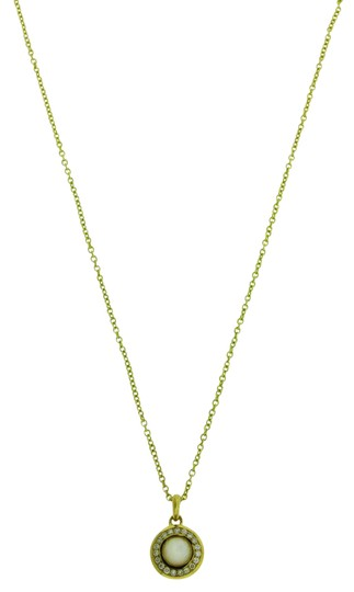 Preload https://item2.tradesy.com/images/ippolita-yellow-gold-18k-diamonds-and-mother-of-pearl-mini-lollipop-necklace-22003186-0-1.jpg?width=440&height=440