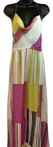 Multi-color Maxi Dress by MNG