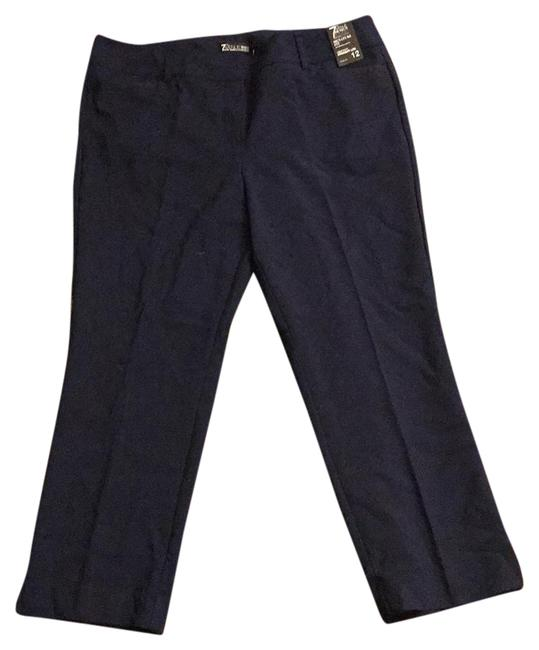 Preload https://item4.tradesy.com/images/new-york-and-company-navy-blue-dress-pants-size-12-l-32-33-22003353-0-1.jpg?width=400&height=650