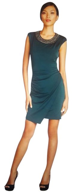 Preload https://item5.tradesy.com/images/laundry-by-shelli-segal-boxwood-pine-deep-teal-short-cocktail-dress-size-0-xs-22003419-0-1.jpg?width=400&height=650