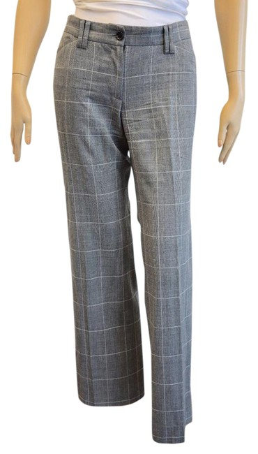 Preload https://item4.tradesy.com/images/dolce-and-gabbana-gray-dolce-and-gabbana-wool-blend-plaid-42-fh-straight-leg-pants-size-4-s-27-22003528-0-1.jpg?width=400&height=650