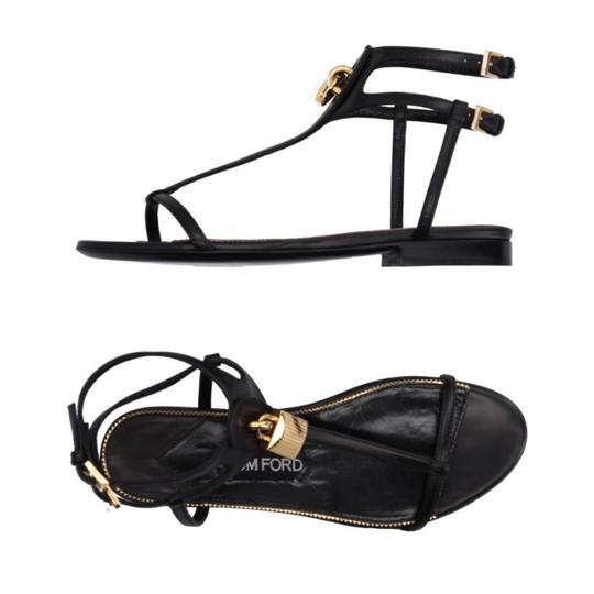 Preload https://img-static.tradesy.com/item/22003935/tom-ford-black-new-sandals-size-us-5-regular-m-b-0-0-540-540.jpg