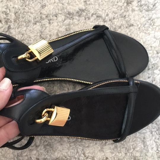 Tom Ford black Sandals Image 2