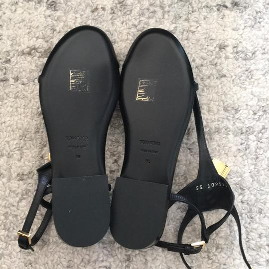 Tom Ford black Sandals Image 4