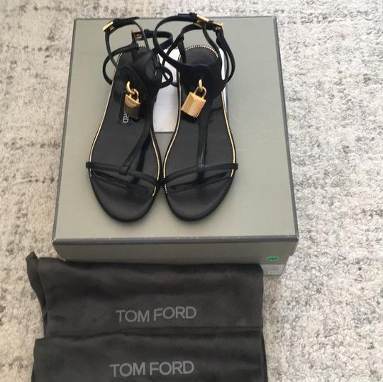 Tom Ford black Sandals Image 7